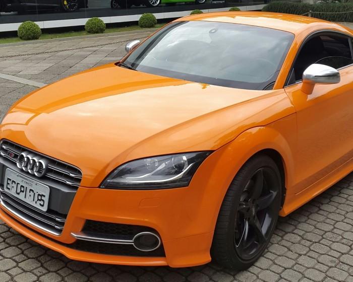 Audi TTS Coupé 2.0 TFSi Quattro