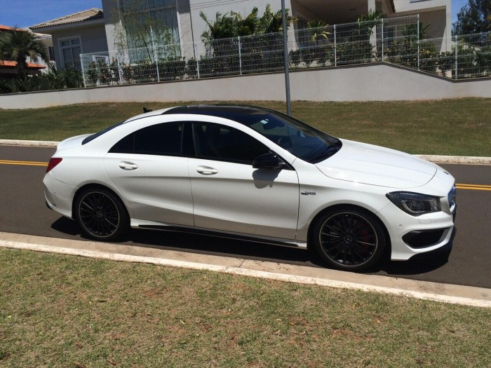 CLA 45 AMG 2.0 Turbo