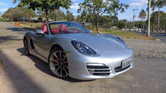 Porsche Boxster 2.7 6 Cil