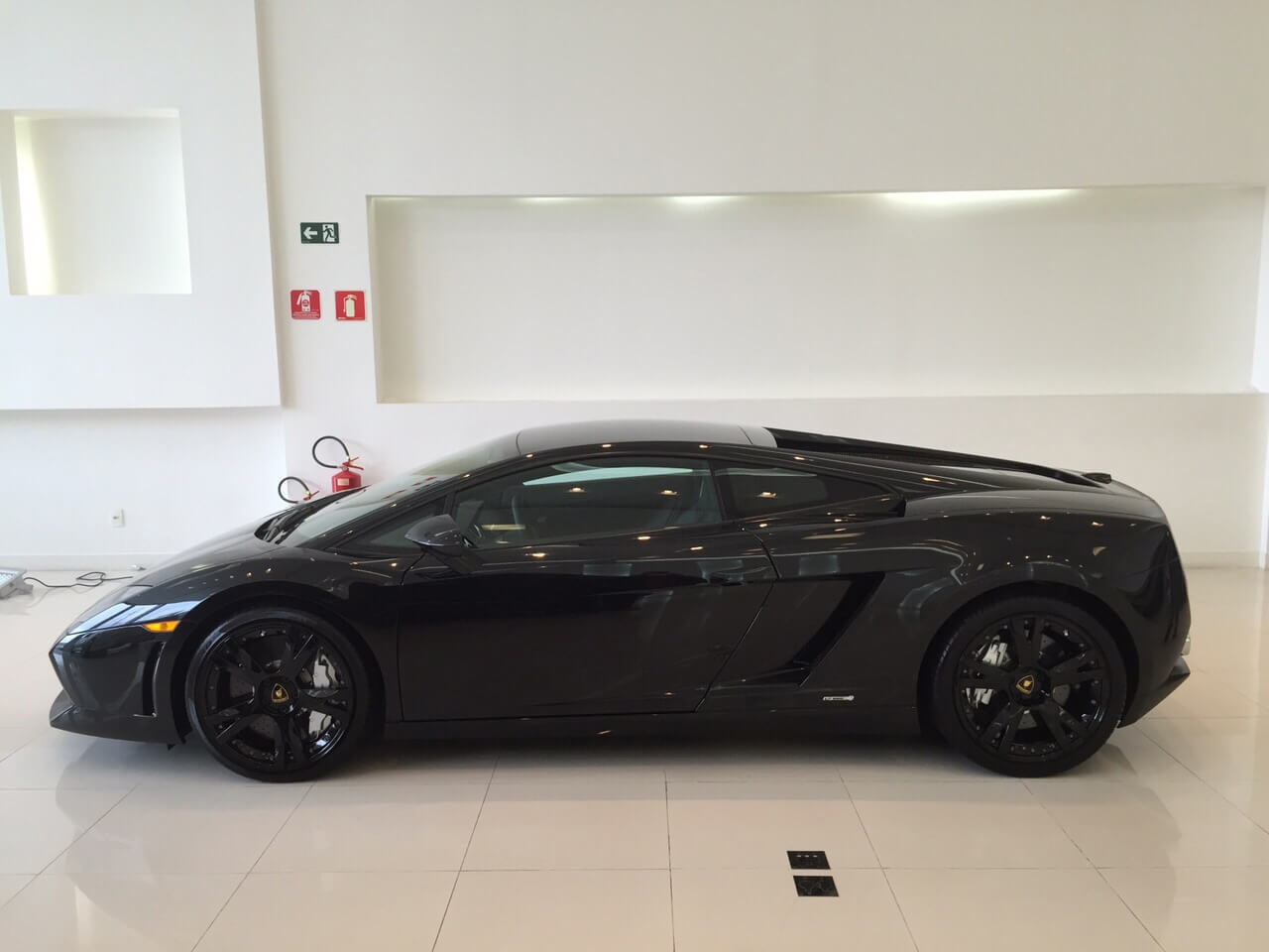 Lamborghini Gallardo LP560-4 Coupé