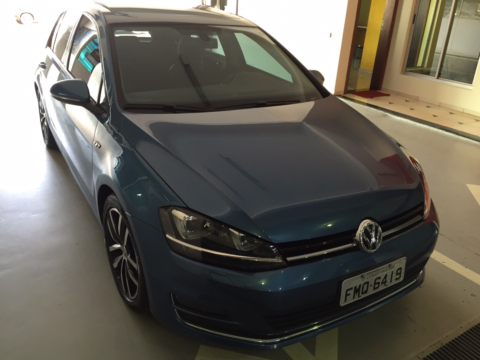 Golf 1.4 TSi Highline Turbo
